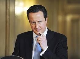Cameron takes on Pope Francis on Falklands issue