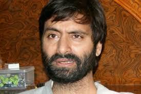 JKLF Chairman Yasin Malik arrested at Srinagar airport