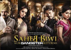 Saheb Biwi Aur Gangster Returns collects 16 crore