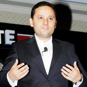 Amish Tripathi speaks at India Today Conclave