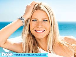 According to People Gwyneth Paltrow is World's Most Beautiful Woman