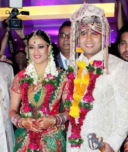 Shweta Tiwari marries Abhinav Kohli