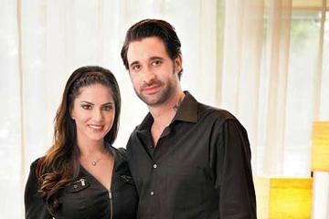 Sunny Leone's husband Daniel Weber